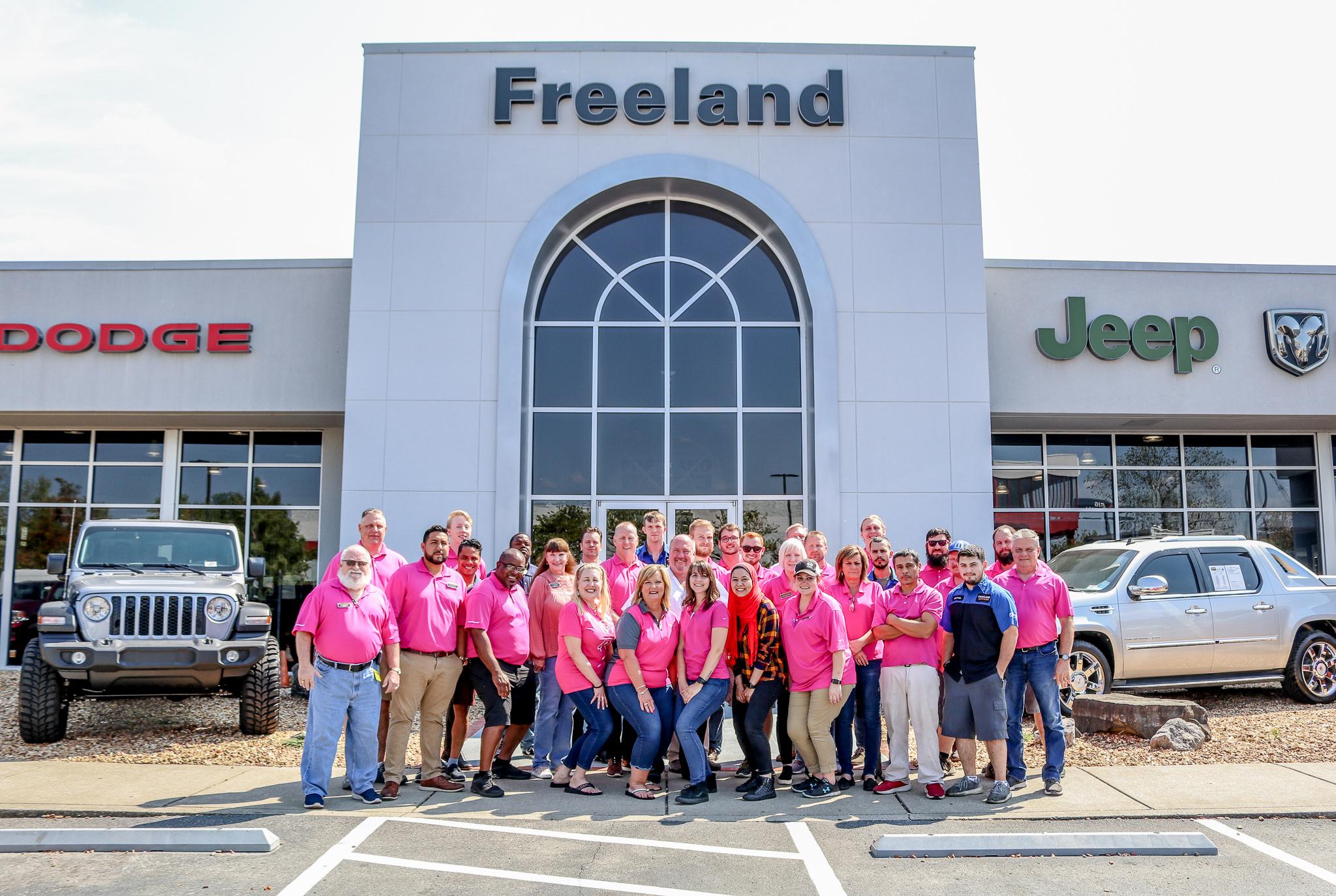 Freeland Car Credit